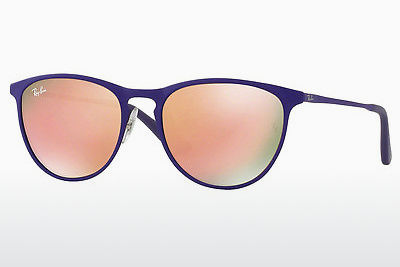 solbrille Ray-Ban Junior RJ9538S 252/2Y - Purpur, Blå