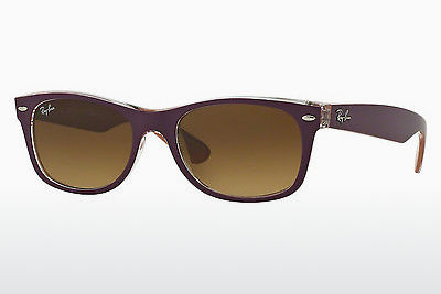 solbrille Ray-Ban NEW WAYFARER (RB2132 619285) - Purpur