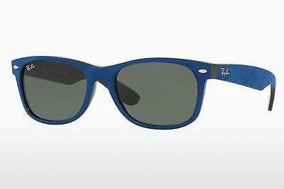 solbrille Ray-Ban NEW WAYFARER (RB2132 6239) - Sort, Blå