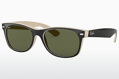 solbrille Ray-Ban NEW WAYFARER (RB2132 875) - Sort