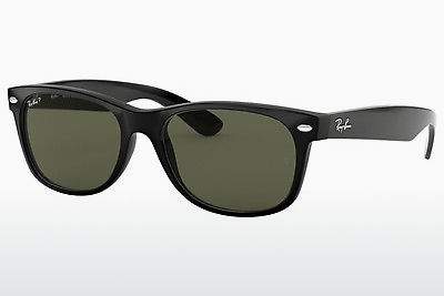 solbrille Ray-Ban NEW WAYFARER (RB2132 901/58) - Sort