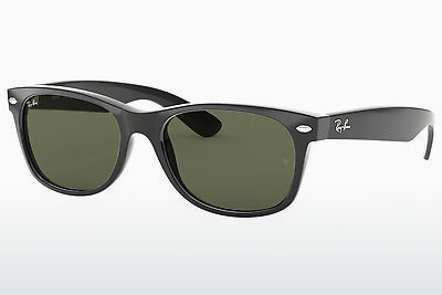 solbrille Ray-Ban NEW WAYFARER (RB2132 901L) - Sort