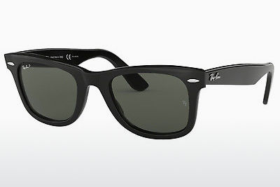 solbrille Ray-Ban WAYFARER (RB2140 901/58) - Sort