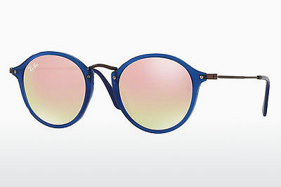 solbrille Ray-Ban RB2447N 62547O - Transparent, Blå