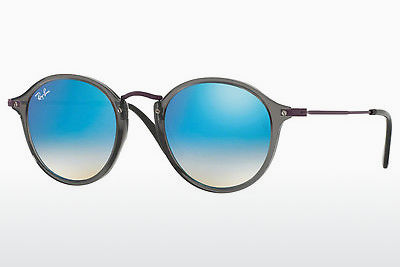 solbrille Ray-Ban RB2447N 62554O - Transparent, Grå