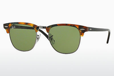solbrille Ray-Ban CLUBMASTER (RB3016 11594E) - Brun, Havanna