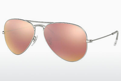 solbrille Ray-Ban AVIATOR LARGE METAL (RB3025 019/Z2) - Sølv
