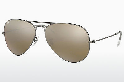 solbrille Ray-Ban AVIATOR LARGE METAL (RB3025 029/30) - Grå