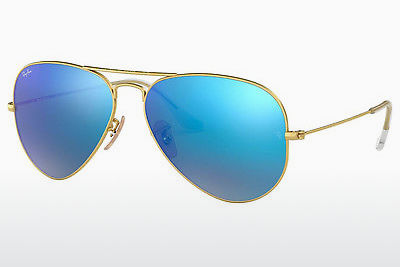 solbrille Ray-Ban AVIATOR LARGE METAL (RB3025 112/17) - Gull