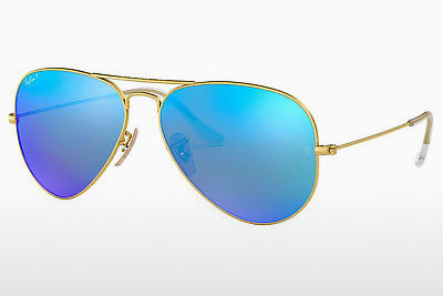 solbrille Ray-Ban AVIATOR LARGE METAL (RB3025 112/4L) - Gull