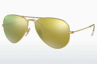 solbrille Ray-Ban AVIATOR LARGE METAL (RB3025 112/93) - Gull