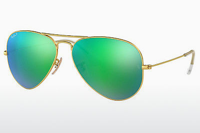 solbrille Ray-Ban AVIATOR LARGE METAL (RB3025 112/P9) - Gull