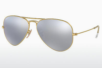 solbrille Ray-Ban AVIATOR LARGE METAL (RB3025 112/W3) - Gull