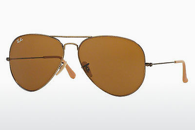 solbrille Ray-Ban AVIATOR LARGE METAL (RB3025 177/33) - Gull