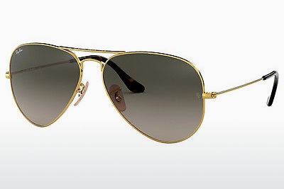 solbrille Ray-Ban AVIATOR LARGE METAL (RB3025 181/71) - Gull