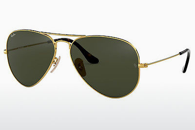 solbrille Ray-Ban AVIATOR LARGE METAL (RB3025 181) - Gull