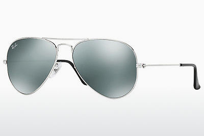 solbrille Ray-Ban AVIATOR LARGE METAL (RB3025 W3275) - Sølv