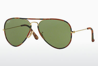 solbrille Ray-Ban AVIATOR FULL COLOR (RB3025JM 168/4E) - Gull