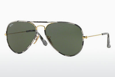 solbrille Ray-Ban AVIATOR FULL COLOR (RB3025JM 171) - Gull