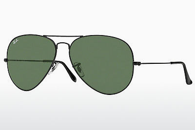 solbrille Ray-Ban AVIATOR LARGE METAL II (RB3026 L2821) - Sort