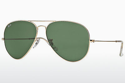 solbrille Ray-Ban AVIATOR LARGE METAL II (RB3026 L2846) - Gull