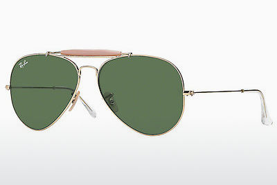 solbrille Ray-Ban OUTDOORSMAN II (RB3029 L2112) - Gull