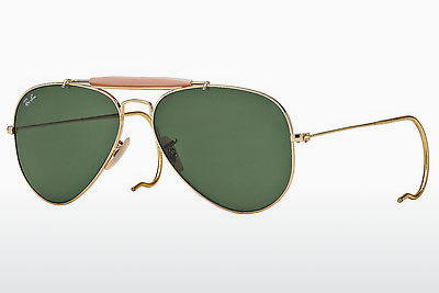 solbrille Ray-Ban OUTDOORSMAN (RB3030 L0216) - Gull
