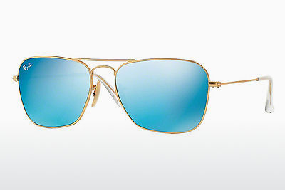 solbrille Ray-Ban CARAVAN (RB3136 112/17) - Gull