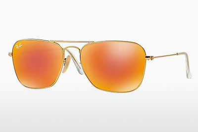 solbrille Ray-Ban CARAVAN (RB3136 112/69) - Gull