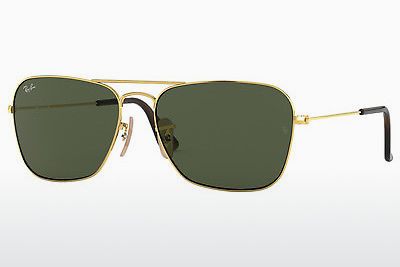 solbrille Ray-Ban CARAVAN (RB3136 181) - Gull