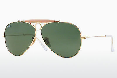 solbrille Ray-Ban SHOOTER (RB3138 001) - Gull