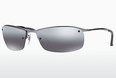 solbrille Ray-Ban RB3183 004/82 - Grå