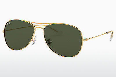 solbrille Ray-Ban COCKPIT (RB3362 001) - Gull