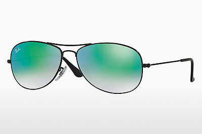 solbrille Ray-Ban COCKPIT (RB3362 002/4J) - Sort
