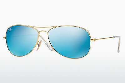 solbrille Ray-Ban COCKPIT (RB3362 112/17) - Gull