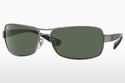 solbrille Ray-Ban RB3379 004/58 - Grå