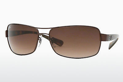 solbrille Ray-Ban RB3379 014/51 - Brun