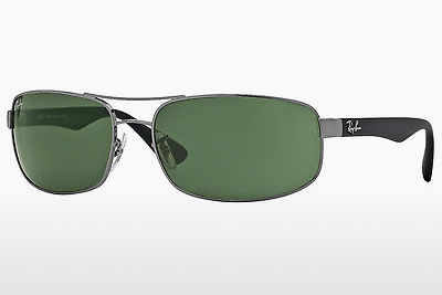 solbrille Ray-Ban RB3445 004 - Grå