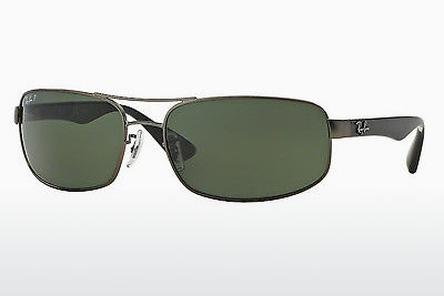 solbrille Ray-Ban RB3445 029/58 - Grå
