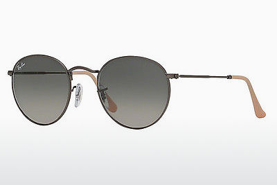 solbrille Ray-Ban ROUND METAL (RB3447 029/71) - Grå, Rødt metall