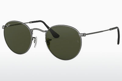 solbrille Ray-Ban ROUND METAL (RB3447 029) - Grå, Rødt metall