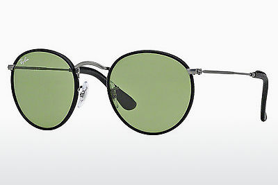solbrille Ray-Ban ROUND CRAFT (RB3475Q 029/14) - Grå, Rødt metall