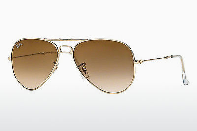 solbrille Ray-Ban AVIATOR FOLDING (RB3479 001/51) - Gull