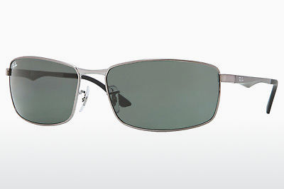 solbrille Ray-Ban RB3498 004/71 - Grå