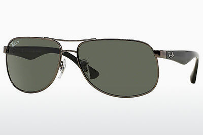 solbrille Ray-Ban RB3502 004/58 - Grå
