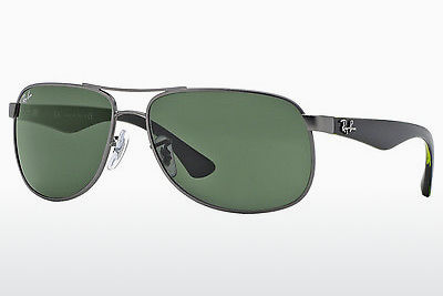 solbrille Ray-Ban RB3502 029 - Grå