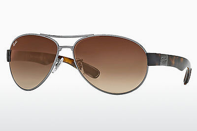 solbrille Ray-Ban RB3509 004/13 - Grå