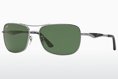 solbrille Ray-Ban RB3515 004/71 - Grå
