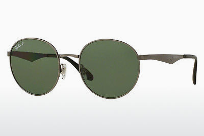 solbrille Ray-Ban RB3537 004/9A - Grå