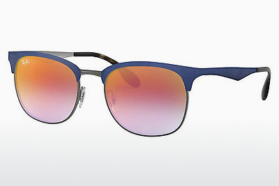 solbrille Ray-Ban RB3538 9005A9 - Blå